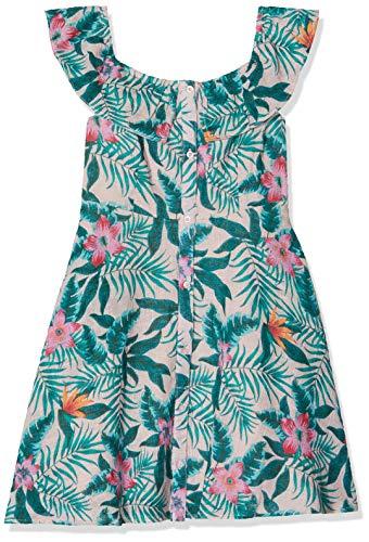 Pepe Jeans Mädchen Julia Kleid, Mehrfarbig (Multi 0Aa), 3 Jahre (Herstellergröße: 3)