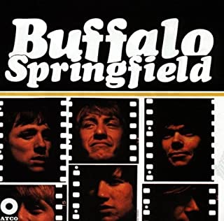 Buffalo Springfield by Buffalo Springfield (1989) Audio CD