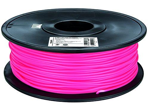 Velleman PLA3P1 PLA Filament, Pink, 1 kg/3 mm