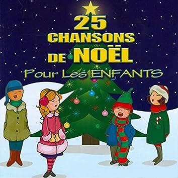 25 chansons de Noël pour les enfants