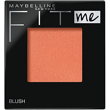Maybelline New York Fit Me Blush, Nude Peach, 4.5 g