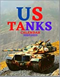 US TANKS CALENDAR 2022'3: monthly calendar 2022 size 8.5x11 inch with high quality images glossy gift for everyone .