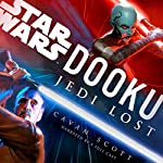 Dooku: Jedi Lost (Star Wars)                   Written by:                                                                                                                                 Cavan Scott                               Narrated by:                                                                                                                                 Orlagh Cassidy,                                                                                        Euan Morton,                                                                                        Marc Thompson,                   and others                 Length: 6 hrs and 21 mins     77 ratings     Overall 4.5