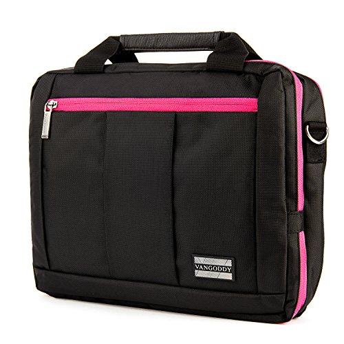 Backpack Convertible Messenger Bag for Dell Inspiron, Vostro, GigaByte Aero 15