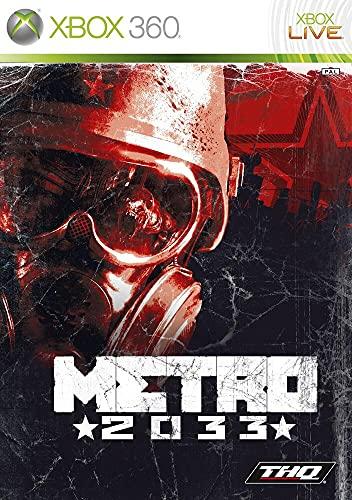 THQ Metro 2033 - Juego (Xbox 360, FPS (Disparos en primera persona), M (Maduro))