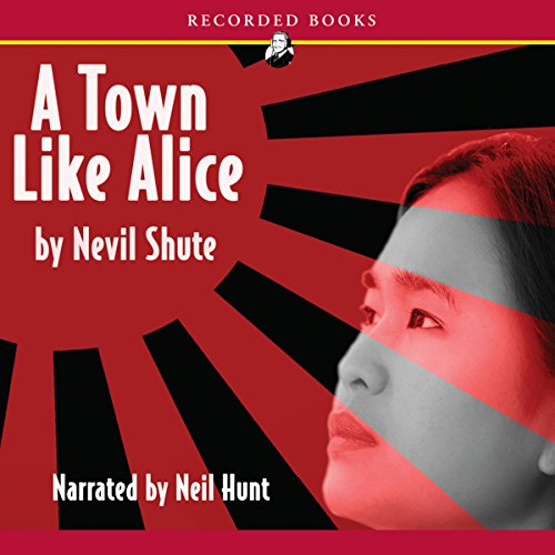 A Town Like Alice audiobook cover art