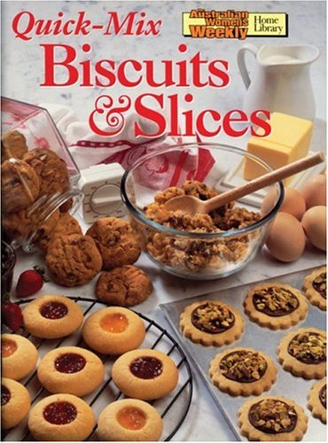Quick-mix Biscuits and Slices (