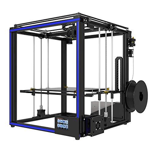 JFCUICAN Impresora 3D Tronxy X5SA Alta precisión Pantalla LCD de ...