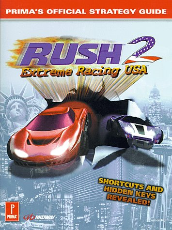 Rush 2: Extreme Racing U.S.A. - Official Strategy Guide