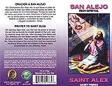 Polvo San Alejo para alejar a persona y situaciones - SAINT ALEX POWDER 1/2 OZ pkt from HibiscusExpress