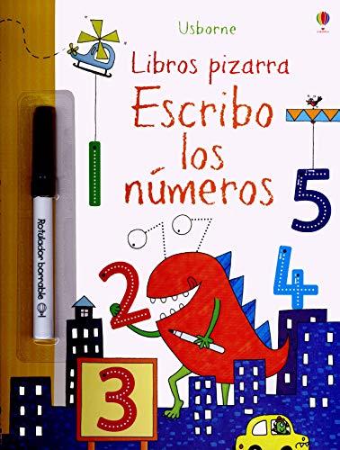 Escribo Los Números