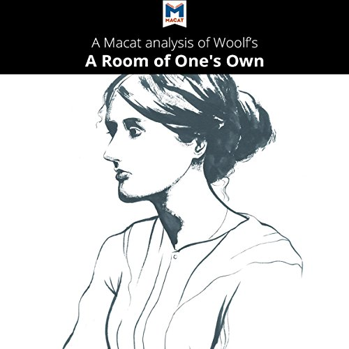 A Macat Analysis of Virginia Woolf's A Room of One's Own audiobook cover art
