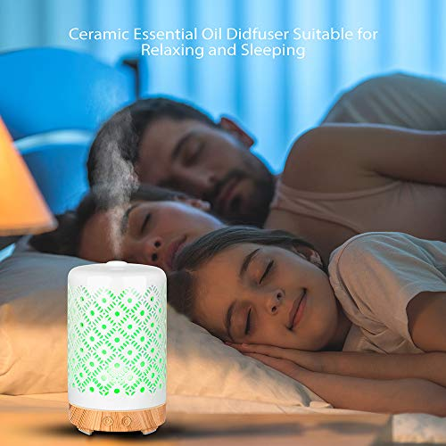 STAJOY-Ultrasonic-Aromatherapy-Diffusers100ml-Cool-Mist-Essential-Oil-Diffusers-with-Waterless-Auto-Off-Mist-Mode-8-Color-LED-Lights-for-HomeOfficeYoga