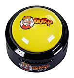 Talkie Toys Products Burp Button - Makes Funny Burping and Belching Sounds - Lights Up and Burps