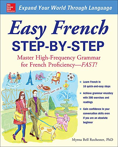 Compare Textbook Prices for Easy French Step-by-Step 1 Edition ISBN 9780071453875 by Rochester, Myrna Bell