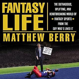 Fantasy Life audiobook cover art