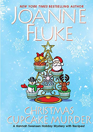 Image of Christmas Cupcake Murder: A Festive & Delicious Christmas Cozy Mystery (A Hannah Swensen Mystery)
