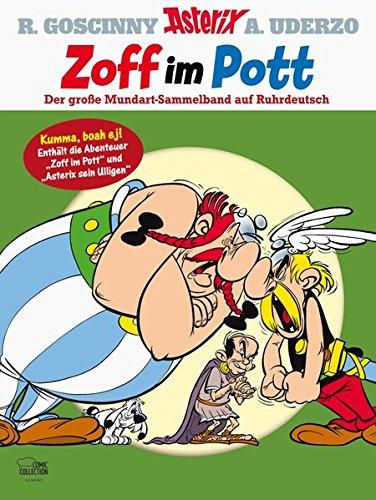 Zoff im Pott: Der große Mundart-Sammelband auf Ruhrdeutsch