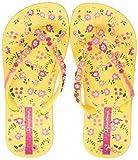 Ipanema Anat Lovely III Kids, Infradito Bambina, Multicolore (Yellow/Pink 9270.0), 33 EU