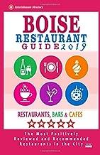 boise restaurant guide