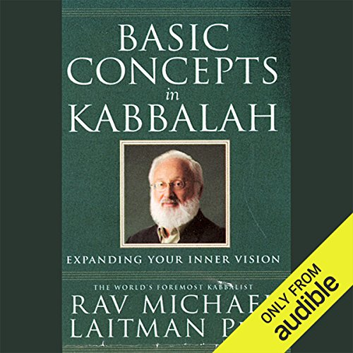 Couverture de Basic Concepts in Kabbalah