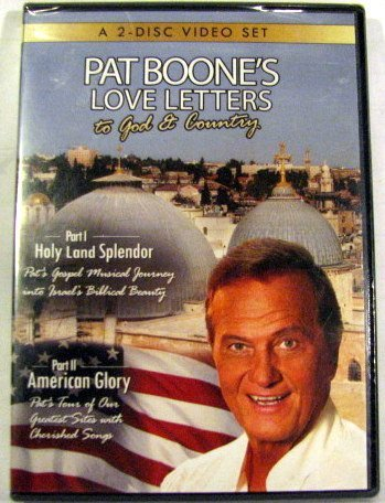 Pat Boone's Love Letters to God & Community