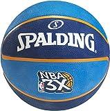 Spalding NBA 3X Outdoor SZ.7 (73-932Z) Balones de Baloncesto, Adultos Unisex,...