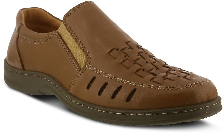 Spring Step Men Davide shoes   color Natural   Leather shoes