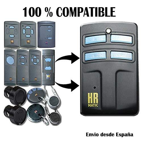 afstandsbediening HR Multi 2, compatibel met Hormann code en rolling code