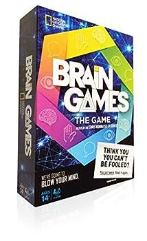 brain games board game