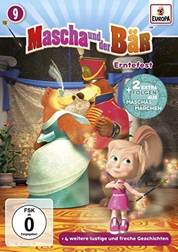 Mascha und der Bär 9 - Erntefest