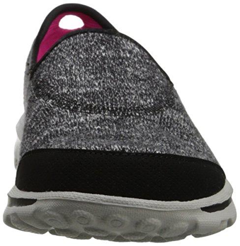 Skechers 13760 13760 - Zapatillas para mujer, color Negro, talla 36.5 EU