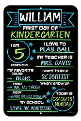 1st Day of School Signs by Honey Dew Gifts