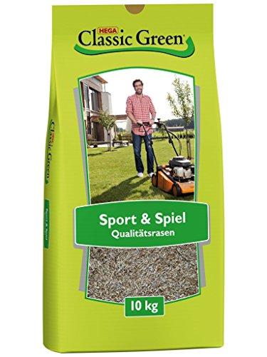 CLASSIC GREEN Rasensaat Sport und Spiel Rasensamen