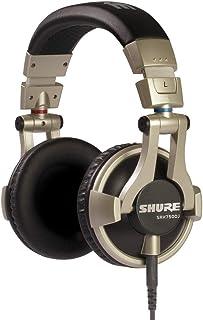 【国内正規品】SHURE 密閉型 プロフェッショナル・モニター・ヘッドホン SRH750DJ-A