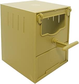 Pet Ting Finch N Box - Bird Nesting Box - Square Opening 12X13X16H (Pack of 1)