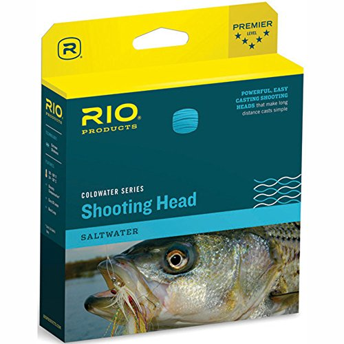 RIO Products Fly Line Outbound Short SHD Type 6 Wf7S6, Black