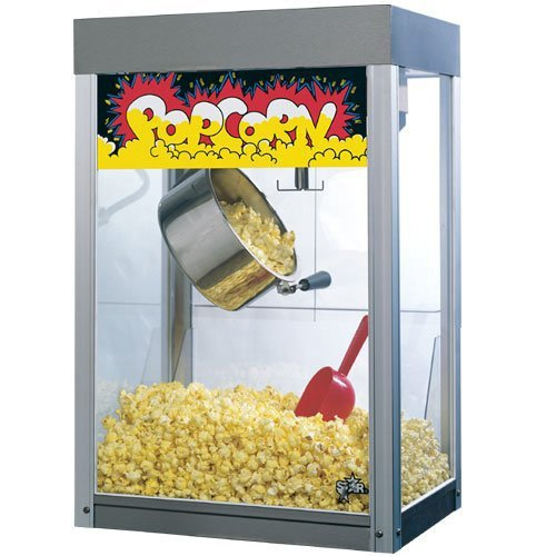 Best Price Popcorn Popper - Super JetStar, 8 oz., Operator Serve