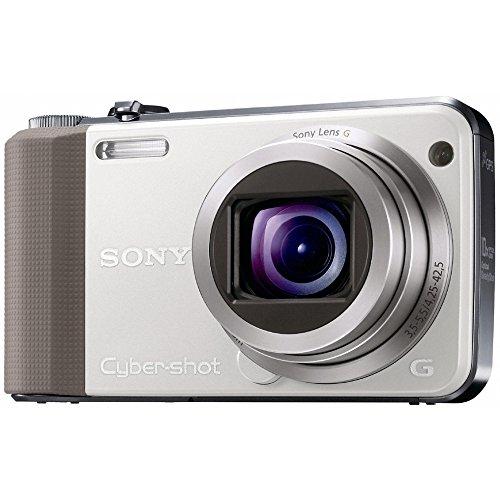 Sony DSC-HX7V - Cámara Digital Compacta, 16.2 MP (3 pulgadas, 10x Zoom óptico) - Blanco