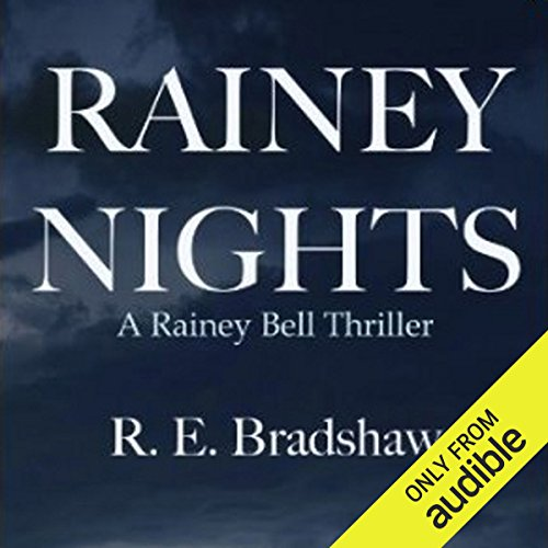 Rainey Nights audiobook cover art