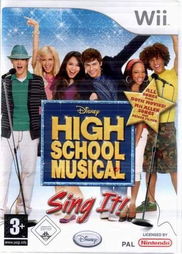 High School Musical - Sing it!