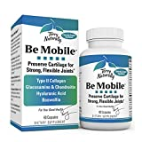 Terry Naturally Be Mobile - 60 Capsules Joint Support Supplement  Type II Collagen, Glucosamine, Chondroitin, Hyaluronic Acid, Boswellia, Non-GMO, Gluten-Free - 20 Servings