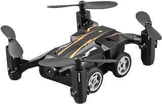 Love lamp Drones HD Mini Drone Tierra y Aire Control Remoto Anfibio Avión pequeño Velocidad HD Antena de Cuatro Ejes Aircraft Boy Toy Aeronave Inteligente