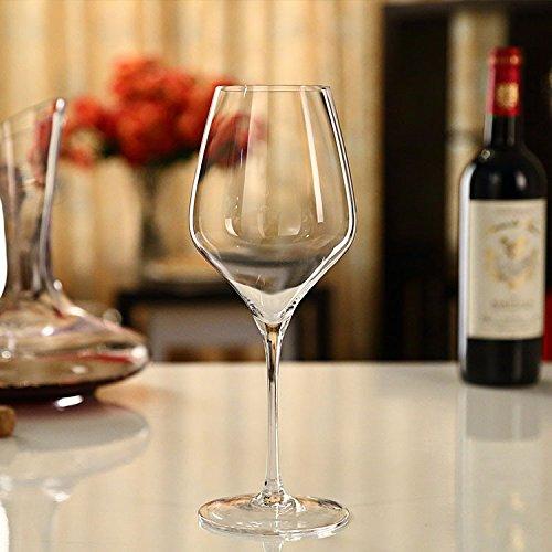 JARONG Tasse À Vin Rouge Crystal Bar Restaurant