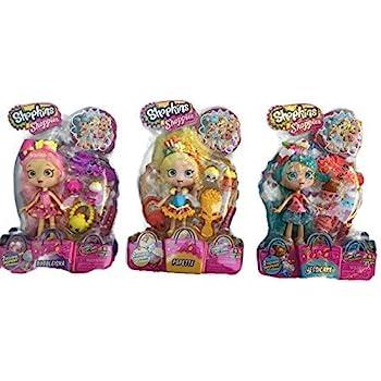 Shopkins Shoppies Collection: Popette, Bubble | Shopkin.Toys - Image 1
