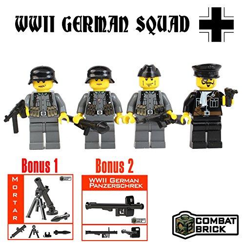 ww2 german action figures - 8