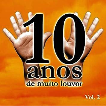 10 Anos de Muito Louvor Volume 2
