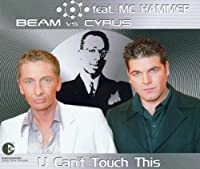 U can't touch this [Single-CD]