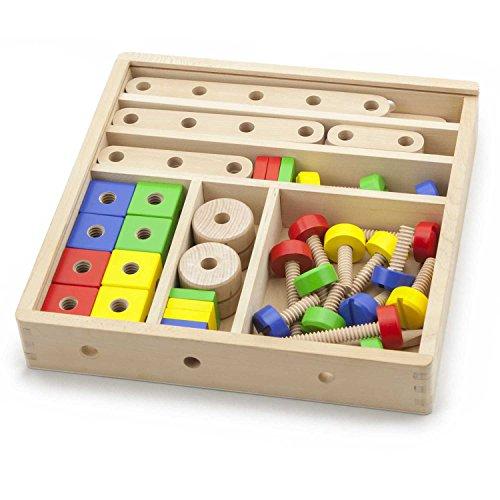 Viga Toys - Holzbaukasten