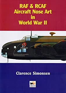 RAF & RCAF Aircraft Nose Art in World War II